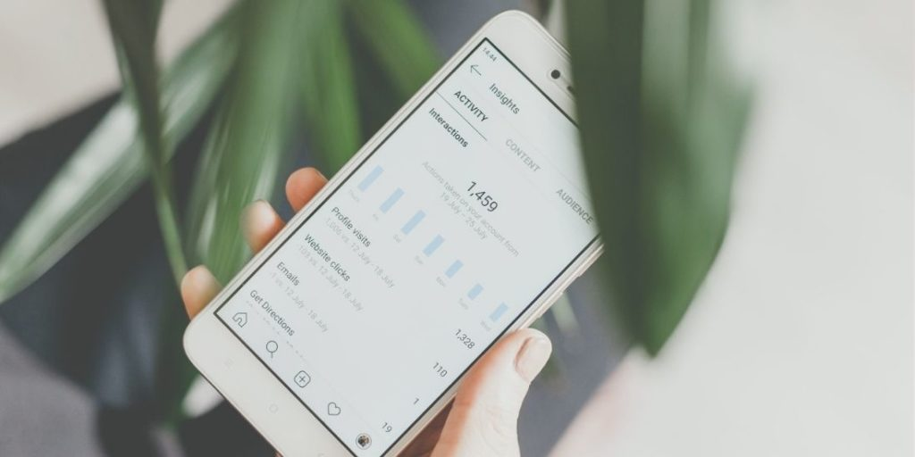 So funktioniert Content Repurposing: Instagram Insights anschauen